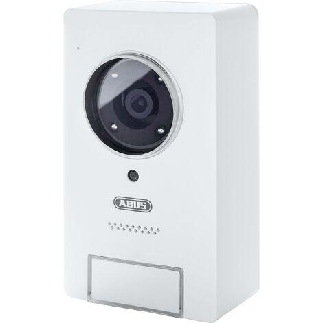 Interphone vidéo IP ABUS PPIC35520 Ethernet, Wi-Fi Station extérieure 1 foyer blanc 1 pc(s) X296041