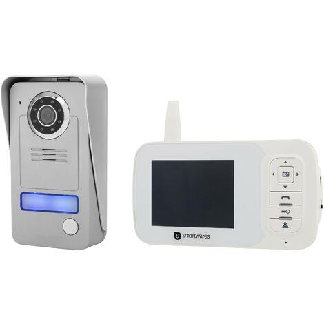 Interphone vidéo sans fil A259501