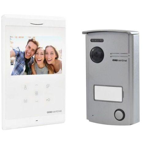 Interphone vidéo - VISIO 4.3