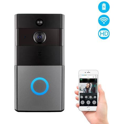 Interphone vidéo WiFi sans fil SW02