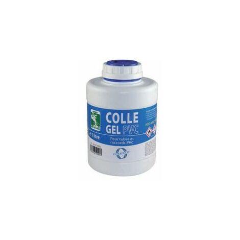 INTERPLAST colle PVC évacuation - différents modèles disponibles