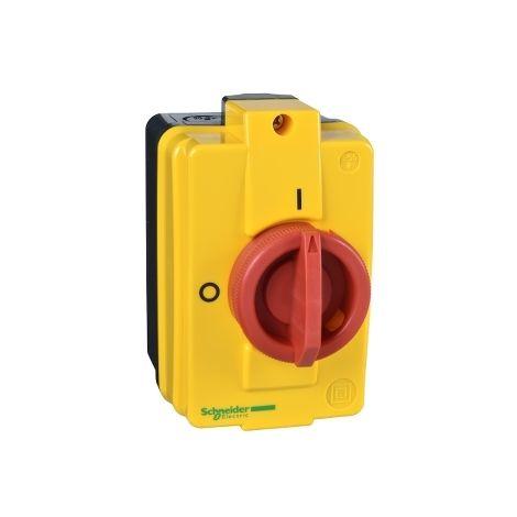 INTERR.-SECC. COFRE MINIVARIO 10A SCHNEIDER ELECTRIC VCFN12GE