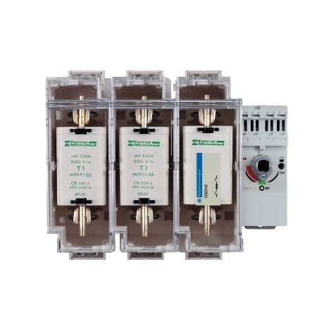 INTERRUPT SECC FUSIBLE 3X 250A T1 SCHNEIDER ELECTRIC GS2N3