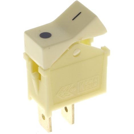 Interrupteur 2 cosses ambiance / charge pour Radiateur Thermor