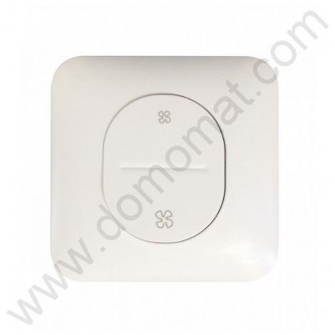 Interrupteur 2 vitesses pour VMC Autoréglable - BU 125