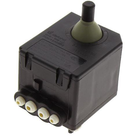 Interrupteur 343409430 pour Meuleuse Metabo