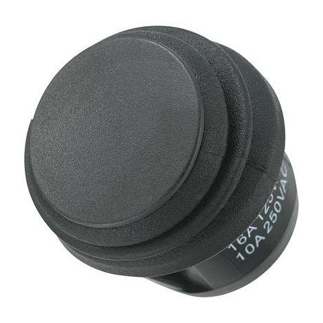 Interrupteur à bascule TRU COMPONENTS TC-R13-112E8-02 1588036 250 V/AC 10 A 1 x On/(Off) IP65 à rappel 1 pc(s)