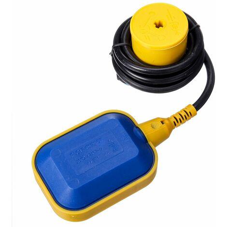 Interrupteur à flotteur Contr?leur de niveau de réservoir d'eau Capteur de fluide liquide Pompe de l'entrepreneur (3 m)