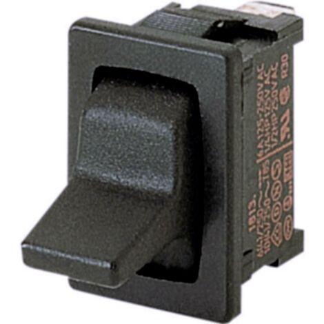 Interrupteur à levier 1 x On/Off/(On) Marquardt 1818.1202 250 V/AC 6 A permanent/0/momentané 1 pc(s)