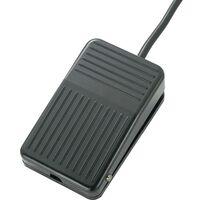 Interrupteur à pédale 250 V/AC 10 A 1 inverseur FS-01 1 pièce
