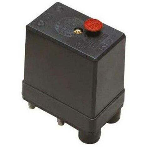 Interrupteur à pression pour air comprimé Aerotec Druckschalter NEMA 230 V - 3/8 Zoll - 4 Wege 9063084 1 pc(s)