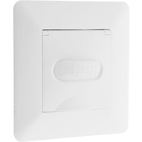 Interrupteur automatique compatible LED Blanc - Artezo