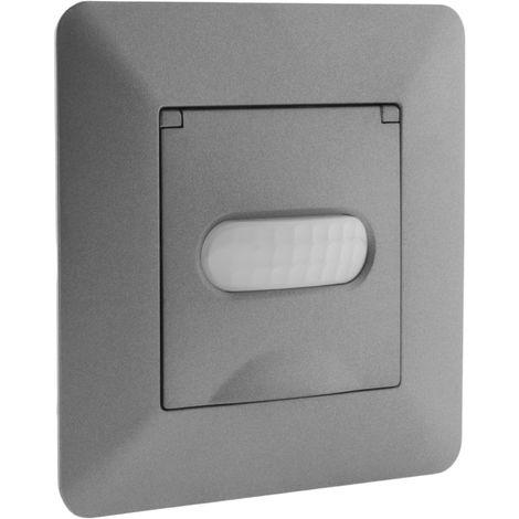 Interrupteur automatique compatible LED Titanium - Artezo
