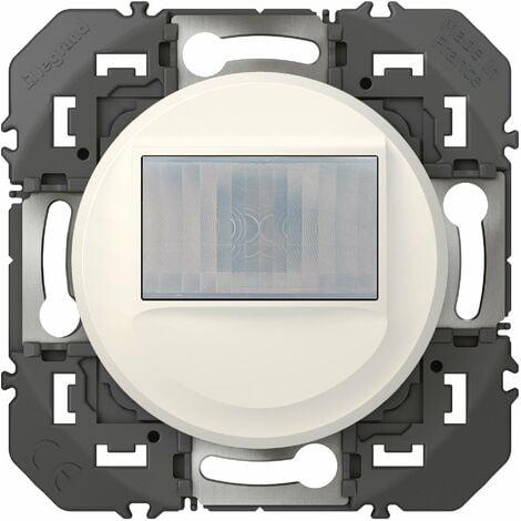 Interrupteur automatique - Dooxie - 2 fils - Sans neutre - Blanc - Legrand