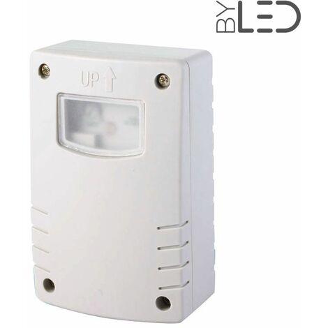 """main image of """"Interrupteur automatique IP54 crépusculaire avec temporisation (groom GR-11)"""""""