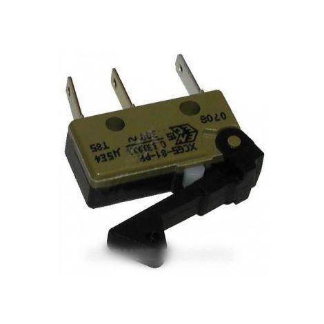 interrupteur avec poussoir en plastique pour petit electromenager SAECO