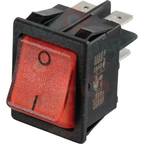 Interrupteur bipolaire Réf. 95325090 DE DIETRICH