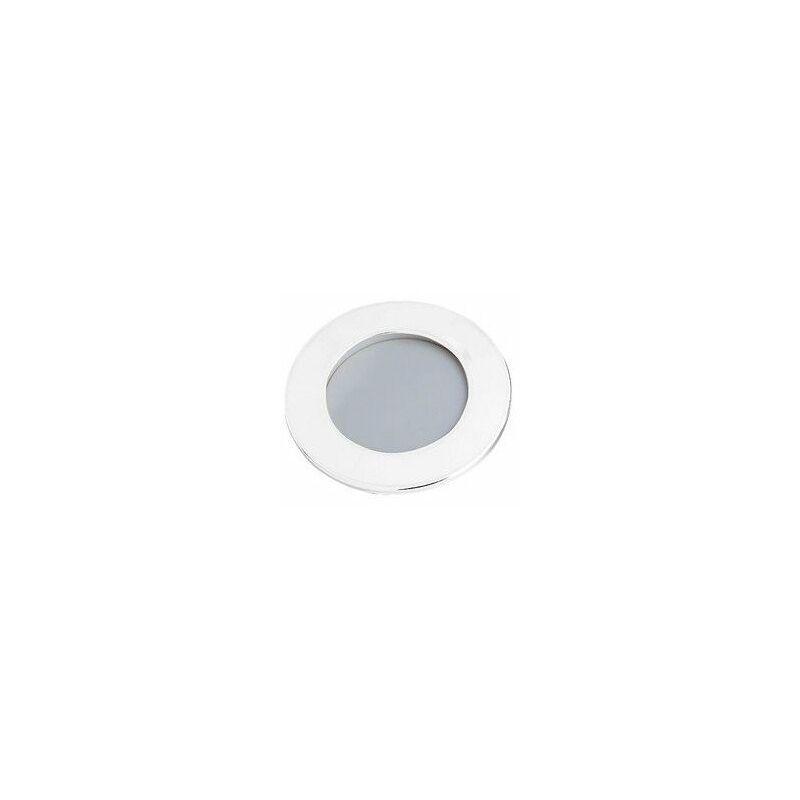 Interrupteur blanc encastrer pour meuble s rie spot s1200 et s307 1390 - Prise encastrable pour meuble salle de bain ...