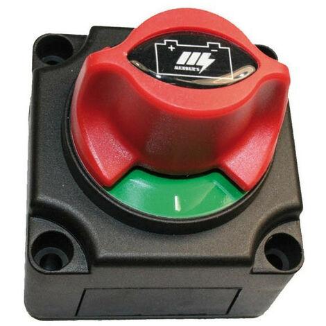 Interrupteur Coupe Batterie - Poignee Rotative