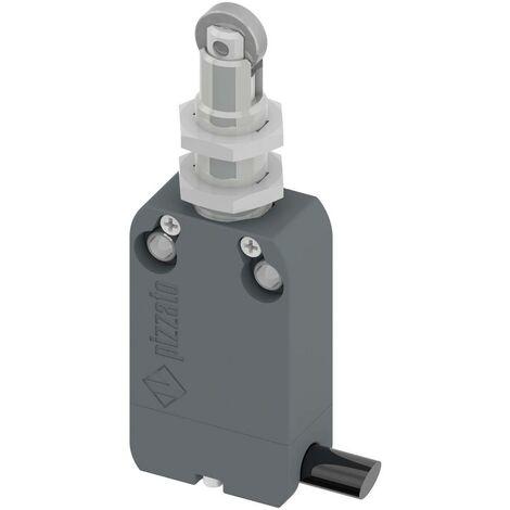 Interrupteur de fin de course Pizzato Elettrica NF B110FB-DN2 NF B110FB-DN2 250 V/AC 4 A poussoir à galet à rappel IP67 1 pc(s)