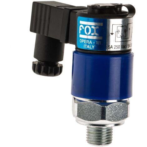 Interrupteur de pression, 0bar à 250 bars, G 1/4, Sortie Ajustable