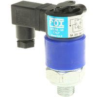 Interrupteur de pression, 10bar à 100 bar, G 1/4, Sortie Ajustable