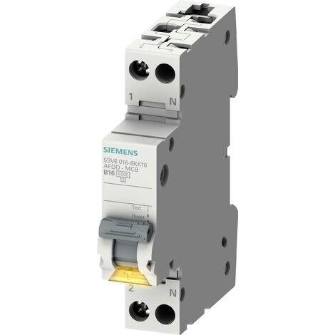 Interrupteur de protection incendie C10 2 pôles 230V 1TE C094201