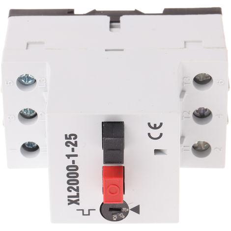 Interrupteur de protection moteur RS PRO, 690 V, 20 → 25 A