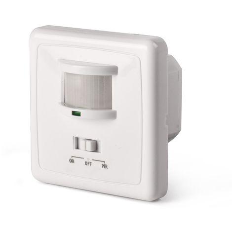 Interrupteur détecteur de mouvement, PIR, Interrupteur détecteur de mouvement PIR