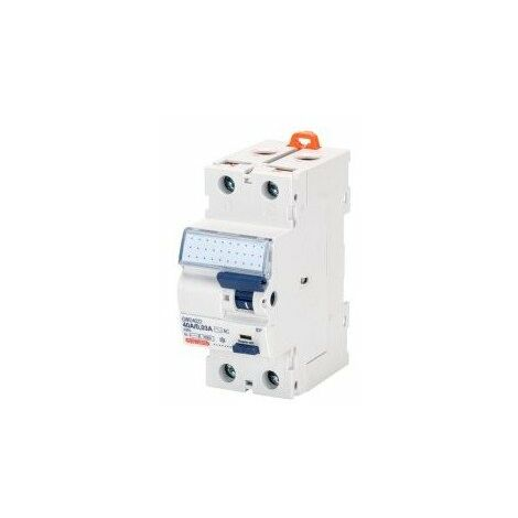 Interrupteur différentiel - 2P - 40A - 30mA - Type A