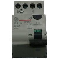Interrupteur différentiel 2P