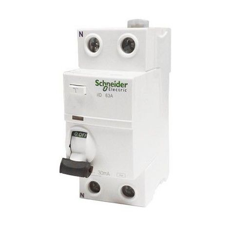 Interrupteur différentiel 30mA bipolaire 40 A