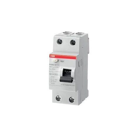Interrupteur Differentiel ABB a Bornes automatiques
