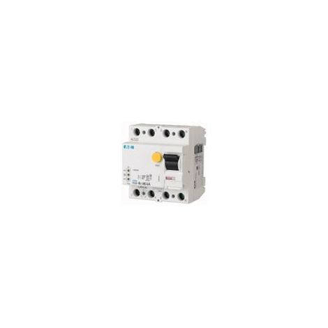 Interrupteur différentiel électronique FRCdM 300mA 4P Type U 40A EATON FRCDM-40/4/03-U