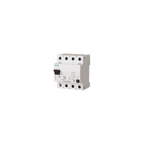 Interrupteur différentiel FRCmM 30mA 4P Type B 125A EATON FRCMM-125/4/003-B