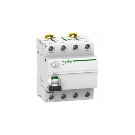 Interrupteur différentiel iID tétra Acti9 - 100A 100mA - Type AC
