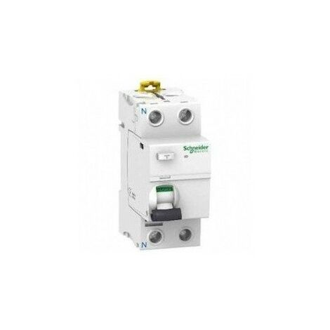 Interrupteur Différentiel ilD Bi Acti9 - AC - 80 A - Sensibilité : 100 mA
