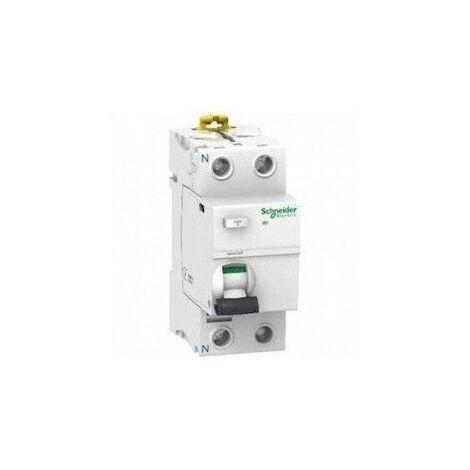 Interrupteur Différentiel ilD Bi Acti9 - AC - 80 A - Sensibilité : 300 mA