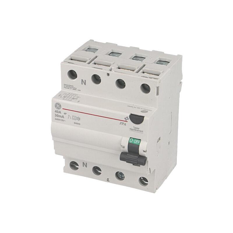 LEGRAND 411505 Inter Différentiel 2P 40A 30mA Type AC