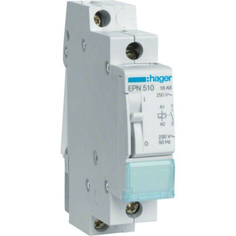 Interrupteur Hager EPN510 EPN510 16 A 1 pc(s)