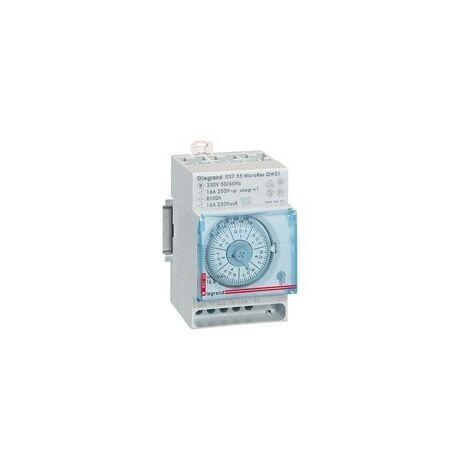 Interrupteur Horaire Programmable analogique Legrand