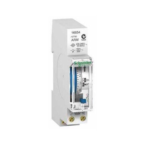 Interrupteur horaire Schneider Electric IH'clic