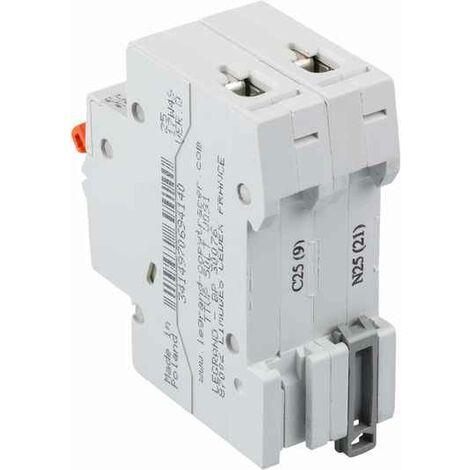 Interrupteur Legrand 419928E Thermique Blanc (Refurbished A+)