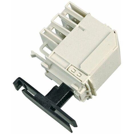 Interrupteur M/A (481227618495) Lave-vaisselle 255398 WHIRLPOOL, BAUKNECHT, IGNIS, LADEN, IKEA WHIRLPOOL