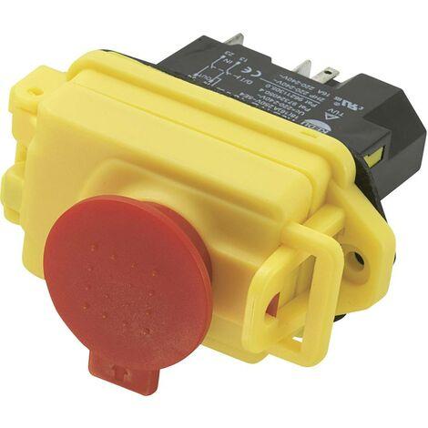 Interrupteur magnétique TRU COMPONENTS KJD17B-16 701381 250 V/AC 18 A 1 x Off/On à accrochage 1 pc(s)