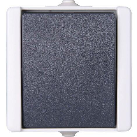 Interrupteur marche/arrêt montage apparent (en saillie) pour pièce humide X915791