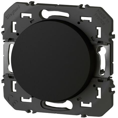 """main image of """"Interrupteur ou va-et-vient - Dooxie - 10A - 250V - Noir - Legrand"""""""