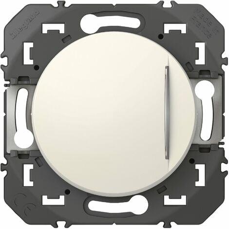 Interrupteur ou va-et-vient - Voyant lumineux - Dooxie 10A 250V Blanc - Legrand