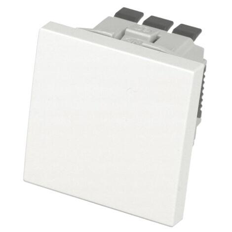 Interrupteur permutateur de va-et-vient Efapel 45x45