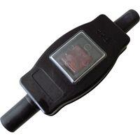 Interrupteur pour câble souple interBär 9002-004.01 2 x Off/On 16 A 1 pc(s)
